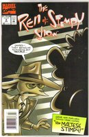 Ren & Stimpy Show #8 comic book mint 9.8