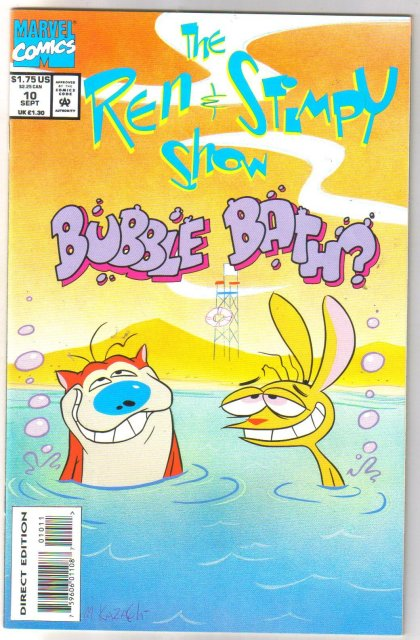 Ren & Stimpy Show #10 comic book mint 9.8