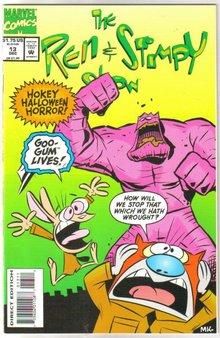 Ren & Stimpy Show #13 comic book mint 9.8