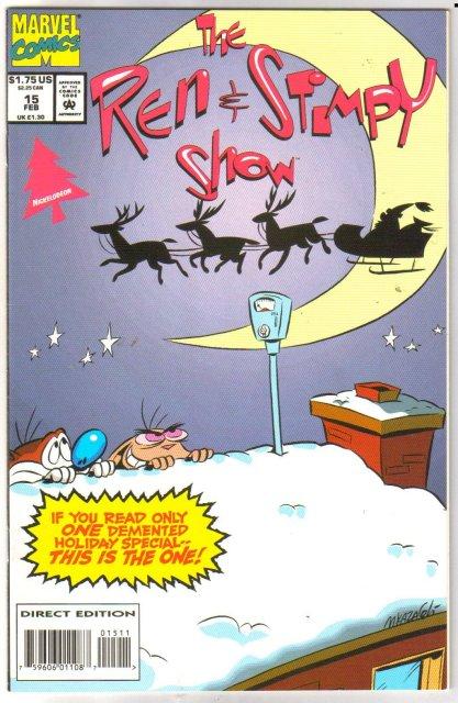 Ren & Stimpy Show #15 comic book mint 9.8