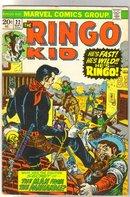Ringo Kid #22  comic book very fine 8.0
