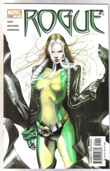 Rogue #1 comic book mint 9.8