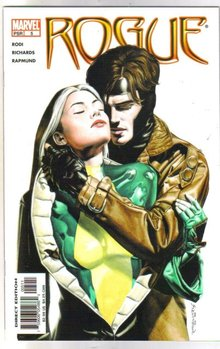 Rogue #5 comic book mint 9.8
