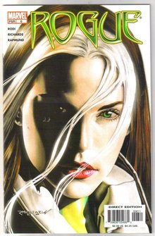 Rogue #6 comic book mint 9.8