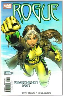 Rogue #7 comic book mint 9.8