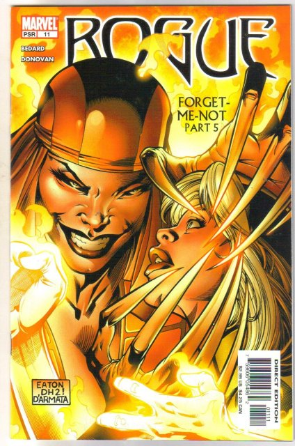 Rogue #11 comic book mint 9.8