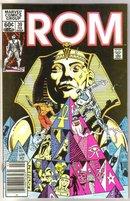Rom Spaceknight #39 comic book near mint 9.4