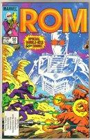 Rom Spaceknight #50 comic book near mint 9.4
