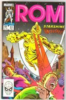 Rom Spaceknight #51 comic book mint 9.8