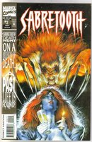 Sabretooth #2 comic book mint 9.8