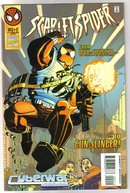 Scarlet Spider #2 comic book near mint 9.4