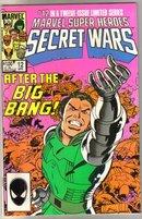 Marvel Super Heroes Secret Wars #12 comic book mint 9.8