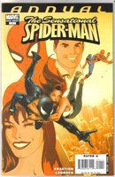 Sensational Spider-man one-shot #1 comic book near mint 9.4