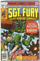 Sgt. Fury and His Howling Commandos #148 comic book near mint 9.4