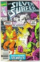 Silver Surfer volume 3 #52 comic book mint 9.8