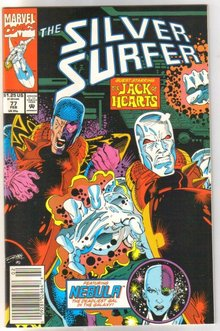 Silver Surfer volume 3 #77 comic book mint 9.8