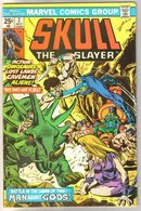 Skull the Slayer #2 comic book fine 6.0