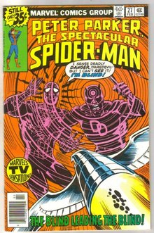 Peter Parker, the Spectacular Spider-man #27 comic book very fine 8.0