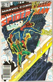 Peter Parker, the Spectacular Spider-man #66 comic book  miont 9.8