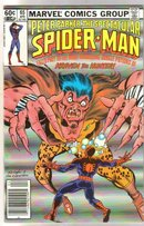 Peter Parker, the Spectacular Spider-man #65 comic book  miont 9.8