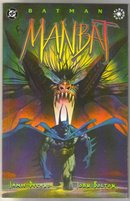 Batman Manbat #1 comic book mint 9.8