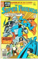 Super Friends #2 comic book very fine/near mint 9.0