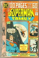 Supman Family #166 comic book very good 4.0