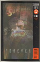 Superman Forever #1 deluxe comic book mint 9.8