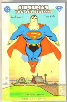 Superman For All Seasons #1  comic book mint 9.8