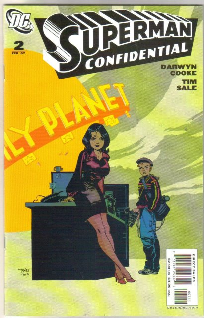 Superman Confidential #2  comic book mint 9.8