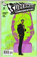Superman Confidential #3  comic book near mint 9.4