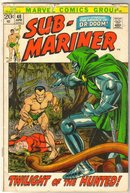 Sub-Mariner #48 comic book good/very good 3.0