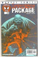 Spider-man's Tangled Web #4 Severance Package comic book mint 9.8