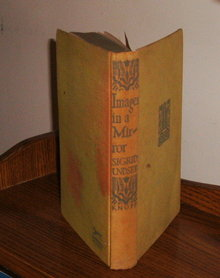 Images in a Mirror by Sigrid Undset First American edition
