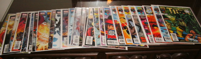Thor volume 2 comic book collection of 27 different issues mostly mint