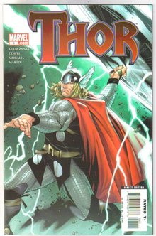 Thor #1 (2007 series) comic book mint 9.8