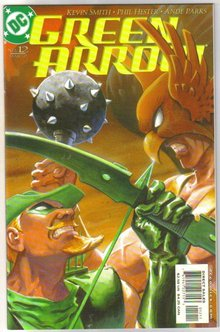 Green Arrow #12 comic book mint  9.8