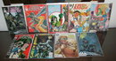 Green Arrow comic book collection of 9 different issues