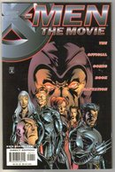 X-Men The Movie comic book adaptation (first movie) mint 9.8