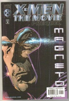 X-Men The Movie Prequel Magneto comic book adaptation (first movie) mint 9.8