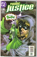 Young Justice #42 comic book mint plus 9.9
