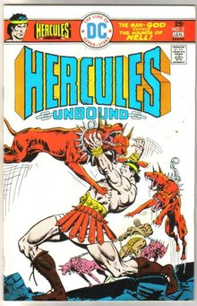 Hercules Unbound #2 comic book near mint 9.4