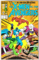 X-Men vs. the Avengers #1 comic book near mint 9.4