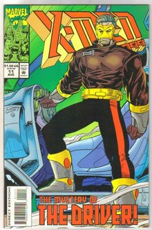 X-Men 2099 #11 comic book near mint 9.4