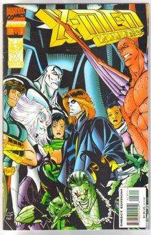 X-Men 2099 #28 comic book mint 9.8