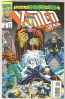 X-Men 2099 #4 comic book mint 9.8
