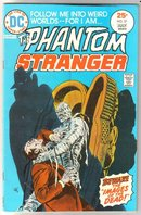 The Phantom Stranger #37 comic book very good/fine 5.0
