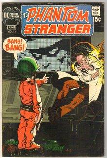 The Phantom Stranger #13 comic book very good/fine 5.0