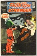 The Phantom Stranger #13 comic book very good/fine 5.0
