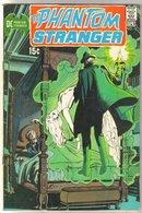 The Phantom Stranger #12 comic book very good/fine 5.0